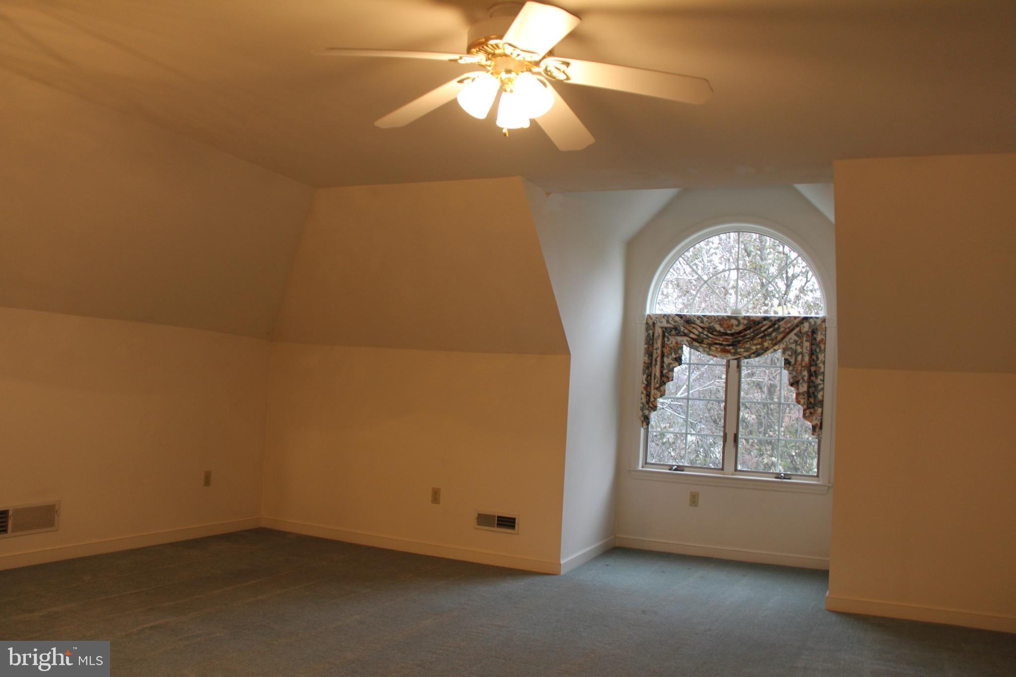 Living Area of Flex Room