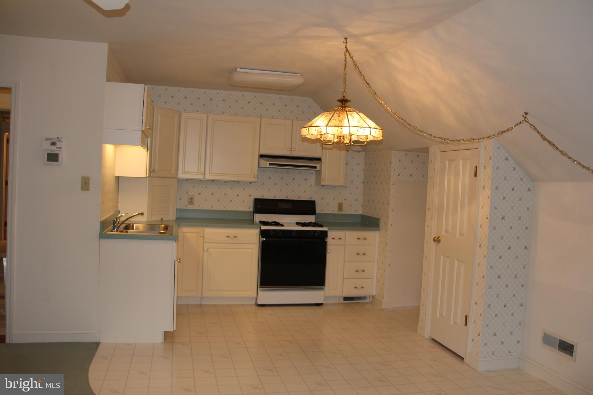 Second Kitchen in Flex Room with own entrance