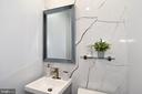 Maste Bathroom - 54 G ST SW #113, WASHINGTON