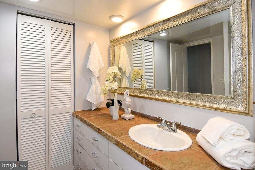 Apt Bathroom - 54 G ST SW #113, WASHINGTON
