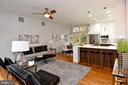 Living Dining - 54 G ST SW #113, WASHINGTON