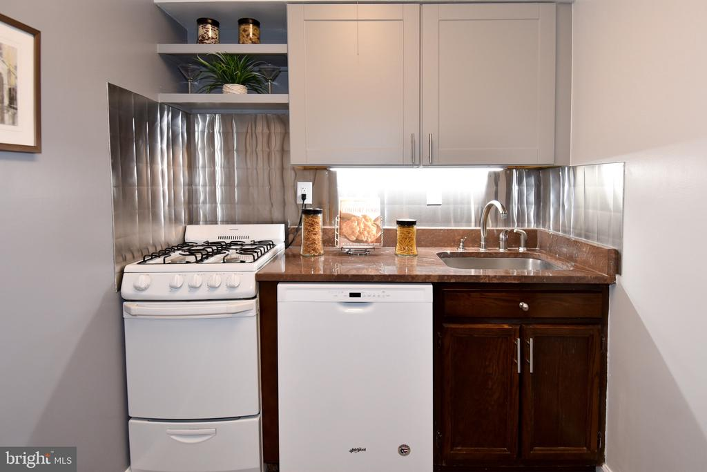 Apt Kitchen - 54 G ST SW #113, WASHINGTON