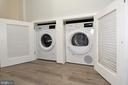 Apt Bosch Laundry Units - 54 G ST SW #113, WASHINGTON