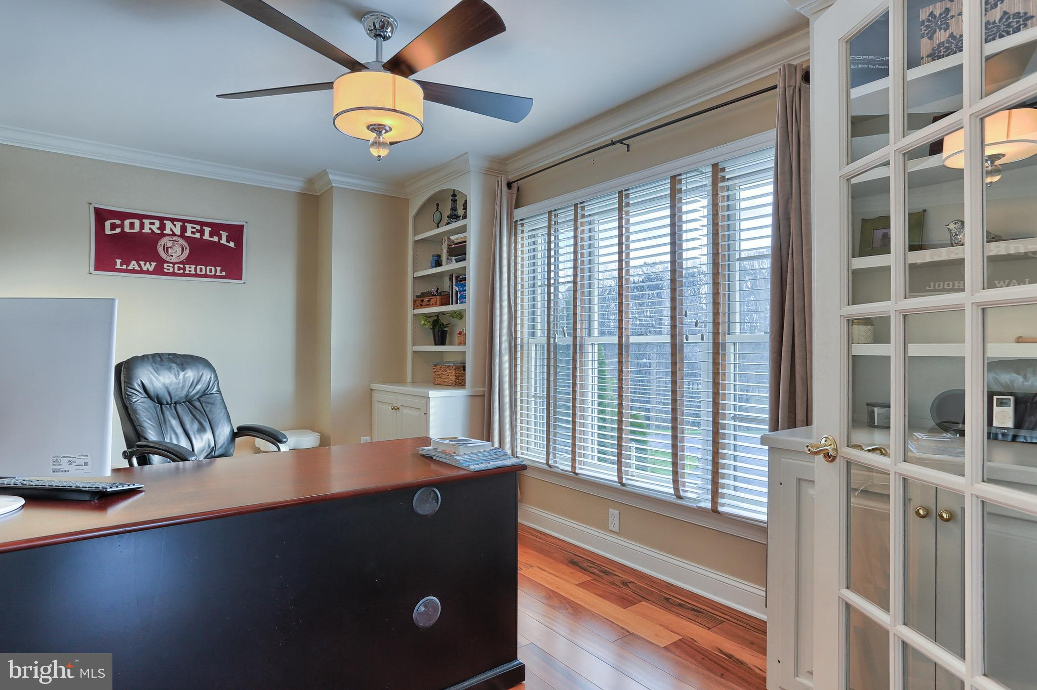 Private Executive Office off Office