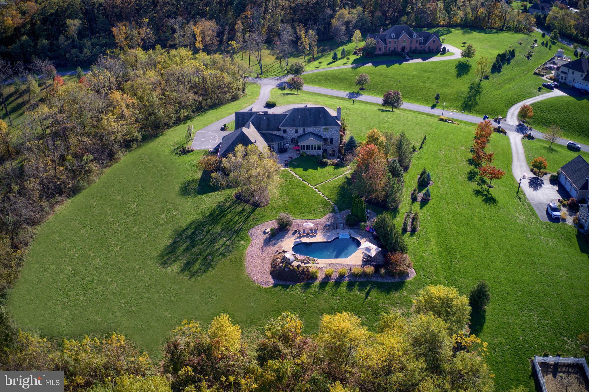 Private 3.7 acre Lot