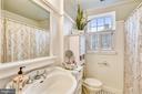 Updated upper bathroom - 3327 S STAFFORD ST, ARLINGTON