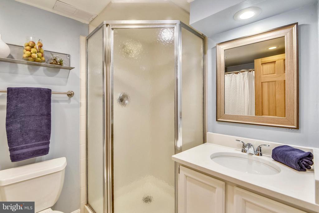 LL bathroom - 3327 S STAFFORD ST, ARLINGTON