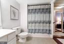 Bathroom with deep soaking tub - 3835 9TH ST N #107E, ARLINGTON