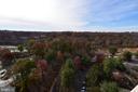 View from 19th floor balcony - 10101 GROSVENOR PL #1919, ROCKVILLE