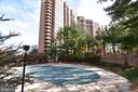 Outdoor pool - 10101 GROSVENOR PL #1919, ROCKVILLE