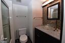 Luxurious bathroom - 10101 GROSVENOR PL #1919, ROCKVILLE