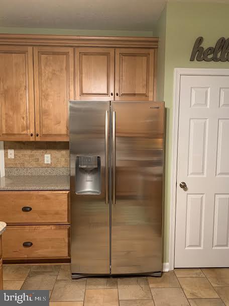 Kitchen Refrigerator - 10202 BLAKELY ST, FREDERICKSBURG