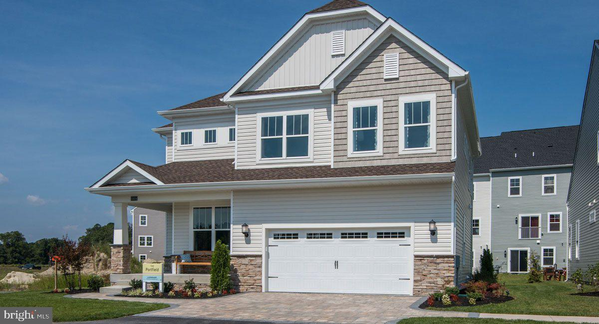 Single Family Homes para Venda às 32043 MADISON Street Millsboro, Delaware 19966 Estados Unidos