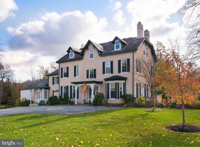 Single Family Homes للـ Sale في Berwyn, Pennsylvania 19312 United States