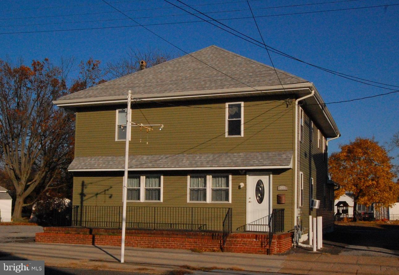 Single Family Homes for Sale at Penns Grove, New Jersey 08069 United States