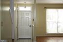 View of Front Entry - 3610 WOOD CREEK DR, SUITLAND