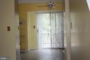 Kitchen Dining Area/Brkfst Nook - 3610 WOOD CREEK DR, SUITLAND