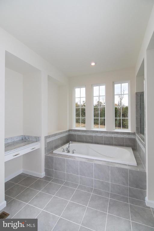 Master Bath - 39 WALDEN POND CT, FREDERICKSBURG