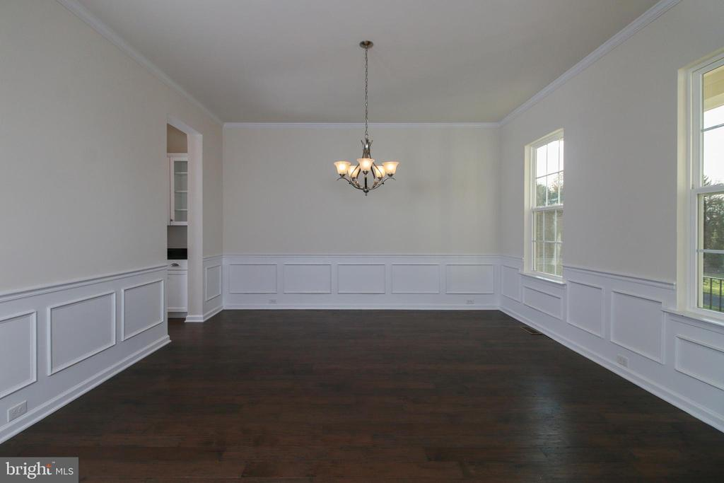 Dining Room - 39 WALDEN POND CT, FREDERICKSBURG