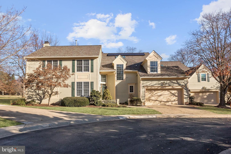 Single Family Homes för Försäljning vid Columbia, Maryland 21044 Förenta staterna