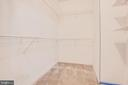 Master Walk In Closet - 1005 LAKE HERITAGE DR, RUTHER GLEN