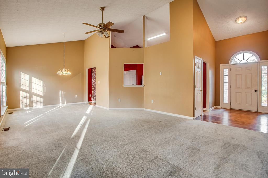 Great Room - 1005 LAKE HERITAGE DR, RUTHER GLEN