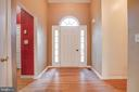 Welcoming Foyer - 1005 LAKE HERITAGE DR, RUTHER GLEN