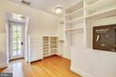 Master Bedroom Walk-in Closet - 201 N QUAKER LN, ALEXANDRIA