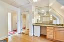 Master Bedroom Walk-in Closet/Vanity - 201 N QUAKER LN, ALEXANDRIA