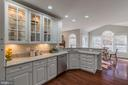 Undermount Lights and Cabinetry - 13232 KAHNS RD, MANASSAS