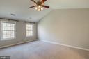 Vaulted Ceilings with Ceiling Fan - 13232 KAHNS RD, MANASSAS
