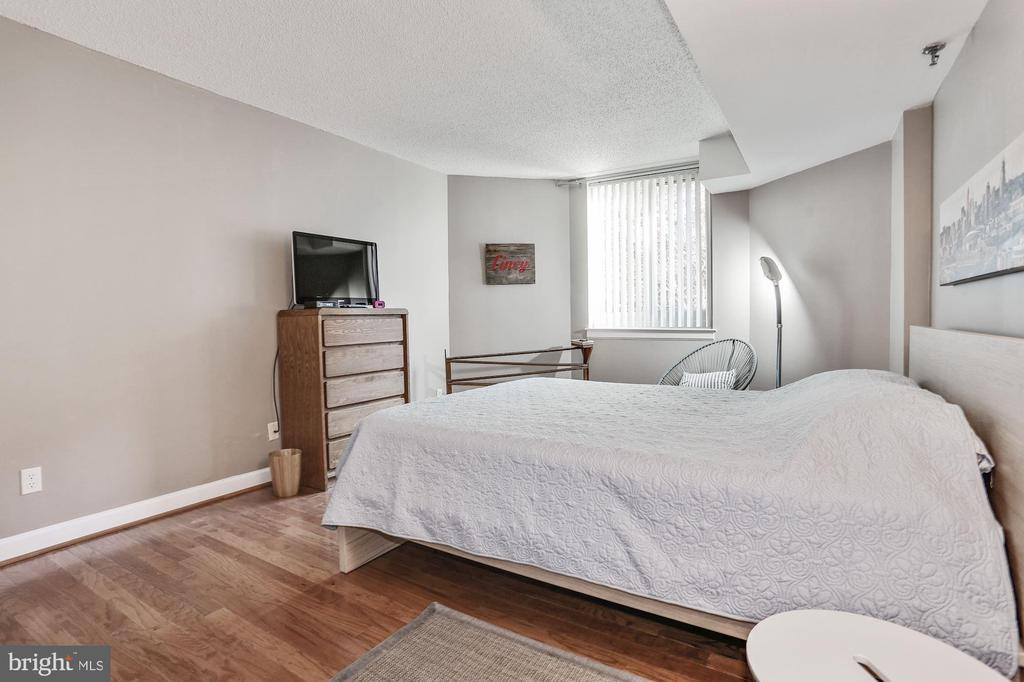 Master bedroom - 1024 N UTAH ST #219, ARLINGTON
