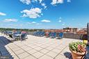 Lounge on the roof all year long - 1024 N UTAH ST #219, ARLINGTON