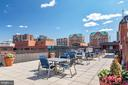 Rooftop grill deck - great for gatherings! - 1024 N UTAH ST #219, ARLINGTON
