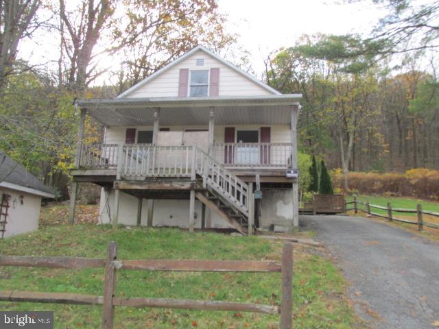 Single Family Homes per Vendita alle ore Trevorton, Pensilvania 17881 Stati Uniti