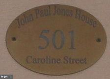 - 501 CAROLINE ST, FREDERICKSBURG