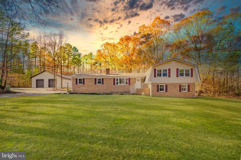 Single Family Homes için Satış at Mechanicsville, Maryland 20659 Amerika Birleşik Devletleri