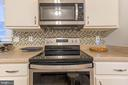 Kitchen with all new stainless steel appliances - 13105 SERPENTINE WAY, SILVER SPRING