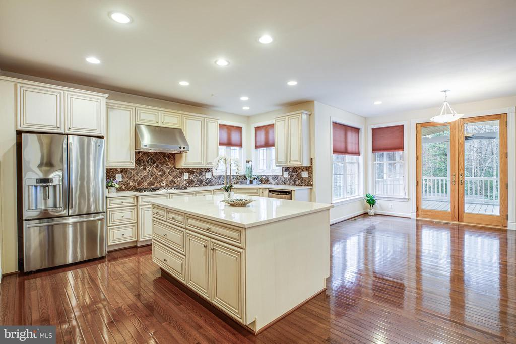 Entertainment Delight, huge Island, open concept. - 11500 BALMARTIN CT, SPOTSYLVANIA