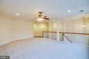 Huge Upper Rec Room awaiting your Design. - 11500 BALMARTIN CT, SPOTSYLVANIA
