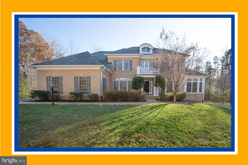 Cul-de-sac Estate Home in Whitehall. - 11500 BALMARTIN CT, SPOTSYLVANIA