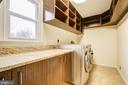 Laundry Room - 16110-RD GERMANTOWN RD, GERMANTOWN