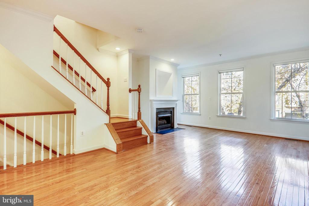 High Ceilings & Crown Molding & Bright Spaces - 812 CAPITOL SQUARE PL SW, WASHINGTON