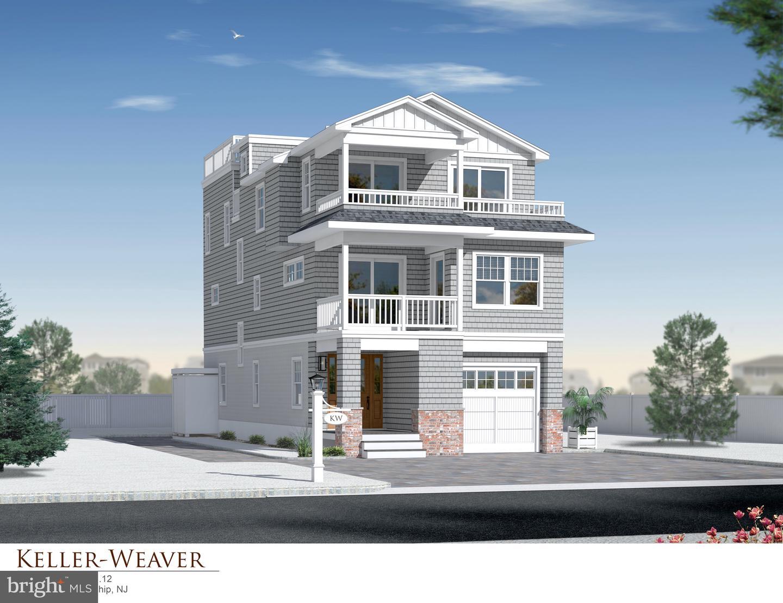 Single Family Homes pour l Vente à Long Beach Township, New Jersey 08008 États-Unis