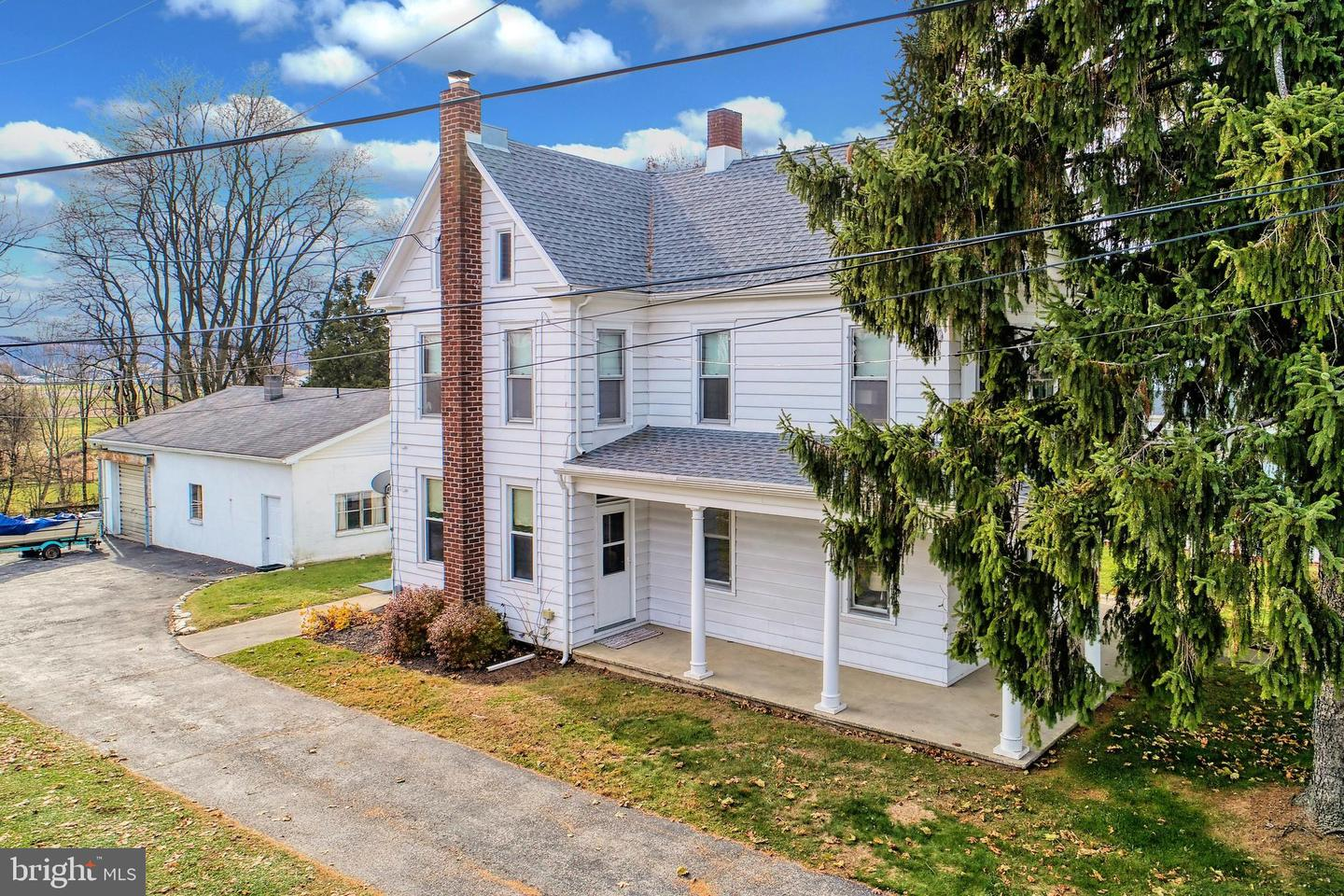 Single Family Homes voor Verkoop op York New Salem, Pennsylvania 17371 Verenigde Staten