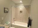 similar lower level bath - 515 BEALL AVE, ROCKVILLE