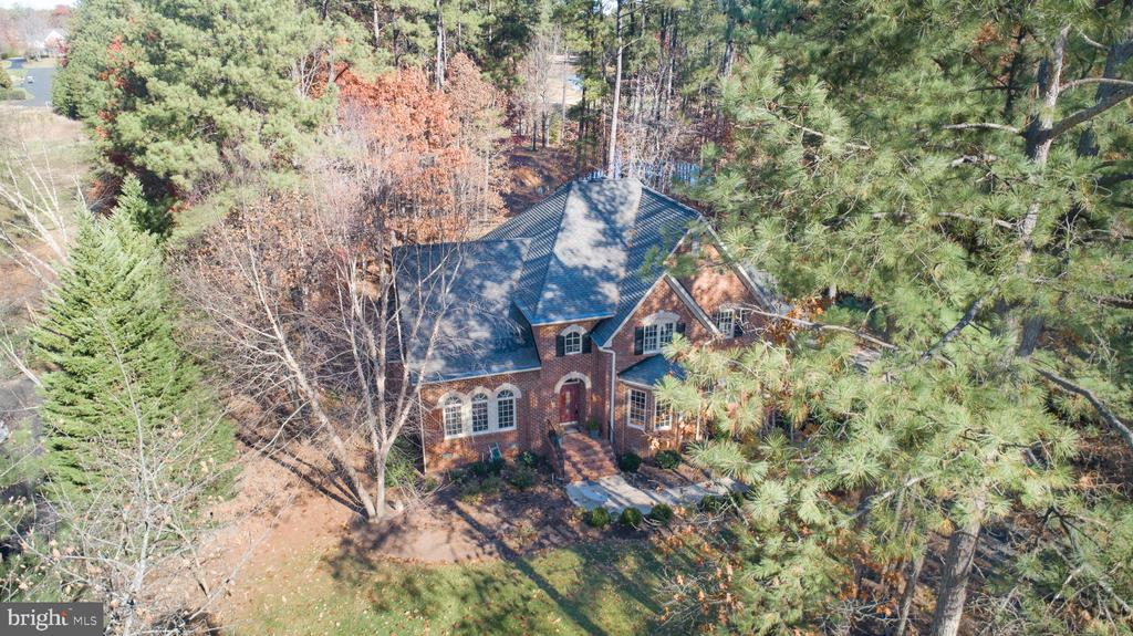A bird's eye view - 11502 GENERAL WADSWORTH DR, SPOTSYLVANIA