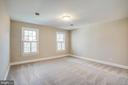 Upstairs Bedroom 2 with new carpet - 11502 GENERAL WADSWORTH DR, SPOTSYLVANIA
