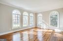 Living Room is sunny and warm - 11502 GENERAL WADSWORTH DR, SPOTSYLVANIA