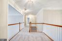 2nd floor bridge above foyer and Family Room - 11502 GENERAL WADSWORTH DR, SPOTSYLVANIA